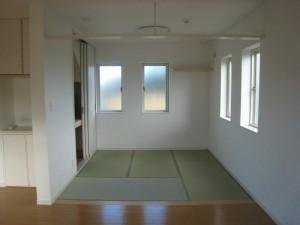 Tatami corner